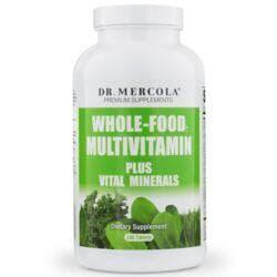 Dr. MercolaWhole-Food Multivitamin Plus Vital Minerals