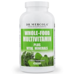 Dr. MercolaWhole-Food Multivitamin Plus Vital Minerals