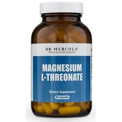 Dr. MercolaMagnesium L-Threonate