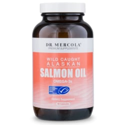 Dr. MercolaWild Caught Alaskan Salmon Oil