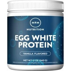 MRMAll Natural Egg White Protein - French Vanilla