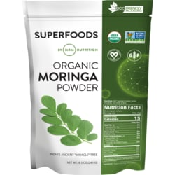 MRMMRM Raw Organic Moringa Powder
