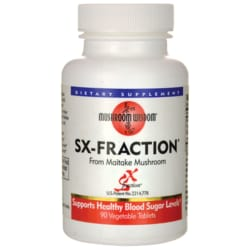 Mushroom WisdomGrifron Maitake SX Fraction Mushroom Extract