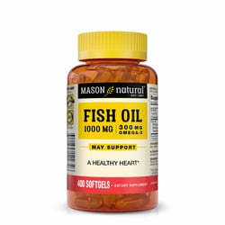 Mason Natural Omega-3 Fish Oil