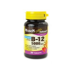 Mason NaturalB-12 Sublingual