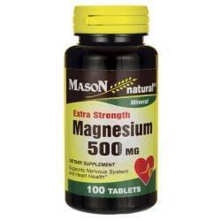 Mason NaturalExtra Strength Magnesium
