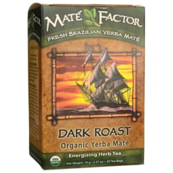 Mate FactorOrganic Yerba Mate Dark Roast