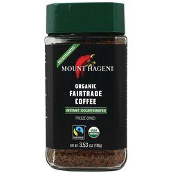 Mount HagenOrganic Fairtrade Coffee - Instant, Decaffeinated