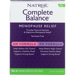 Natrol Complete Balance for Menopause