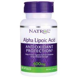 NatrolAlpha Lipoic Acid
