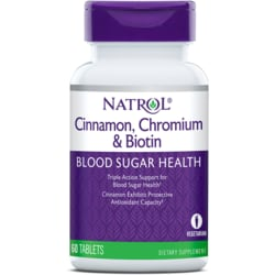 Natrol Super Cinnamon Complex