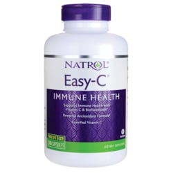 NatrolEasy-C with Bioflavonoids (Vegetarian)