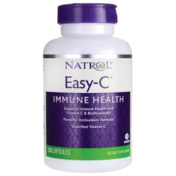 Natrol Easy-C with Bioflavonoids (Vegetarian)
