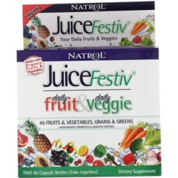 NatrolJuiceFestiv Daily Fruit & Daily Veggie