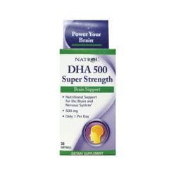 NatrolDHA 500 Super Strength