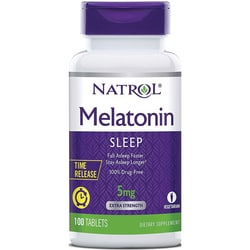 NatrolMelatonin Time Release