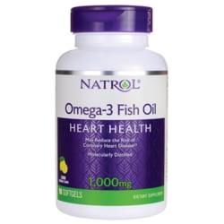 Natrol Omega-3 Fish Oil