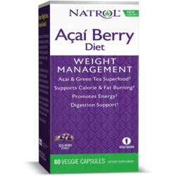 Natrol AcaiBerry Diet