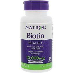 NatrolBiotin Maximum Strength