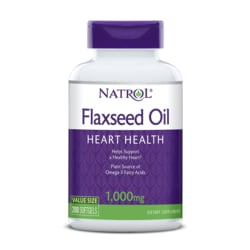 NatrolOmega-3 Flaxseed Oil