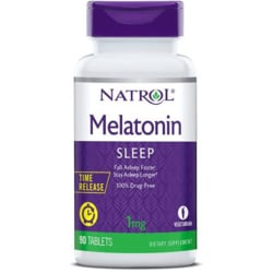 NatrolMelatonin TR - Time Release