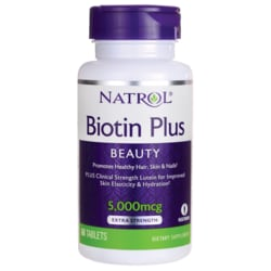 NatrolBiotin Plus