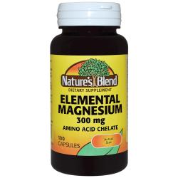 Nature's BlendElemental Magnesium Amino Acid Chelate