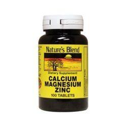 Nature's BlendCalcium Magnesium Zinc