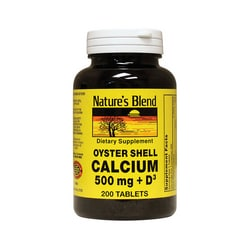 Nature's BlendOyster Shell Calcium with D3
