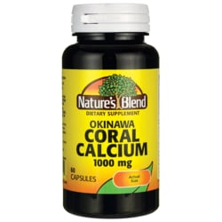 Nature's BlendOkinawa Coral Calcium