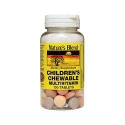 Nature's BlendChildren's Chewable Multivitamin