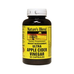 Nature's Blend Ultra Apple Cider Vinegar