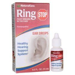 NaturalCareRingStop Ear Drops