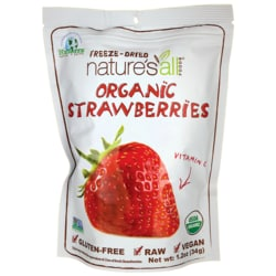 Nature's All FoodsOrganic Freeze Dried Strawberry