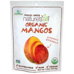 Nature's All FoodsOrganic Freeze Dried Mangos