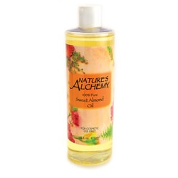 Nature's Alchemy Sweet Almond Oil