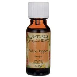 Nature's AlchemyPure Essential Oil Black Pepper