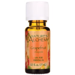 Nature's AlchemyPure Essential Oil Grapefruit