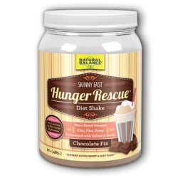 Natural MaxSkinny Fast Hunger Rescue Diet Shake with Raspberry Ketones
