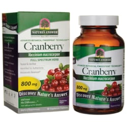 Nature's AnswerCranberry