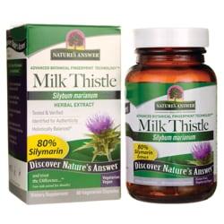 Nature's Answer Milk Thistle Standardized