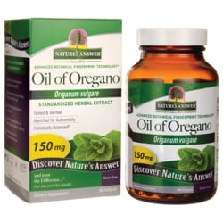Nature's Answer Oil Of Oregano Standardized