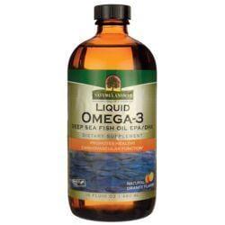 Nature's AnswerLiquid Omega-3 - Natural Orange Flavor