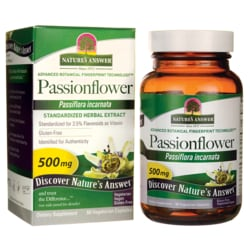 Nature's Answer Passion Flower Extract