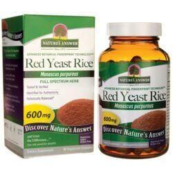 Nature's AnswerRed Yeast Rice