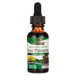 Nature's AnswerSaw Palmetto Alcohol Free