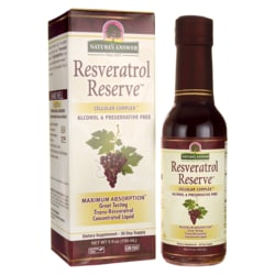 Nature's AnswerResveratrol Reserve Liquid