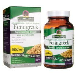Nature's AnswerFenugreek