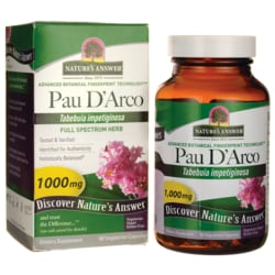 Nature's AnswerPau D'Arco Full Spectrum Herb