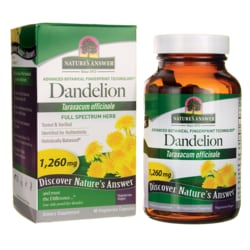 Nature's Answer Dandelion Root